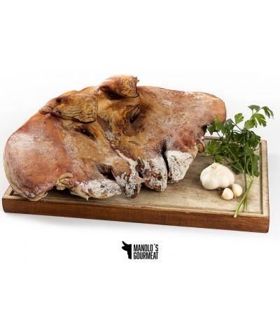 Cahola de cerdo