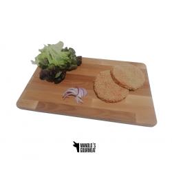 Hamburguesa pollo crujiente