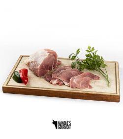 Filetes de cerdo