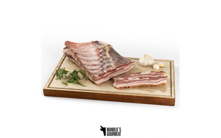 Panceta salada de cerdo