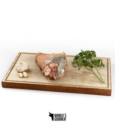 Codillo de cerdo salado...