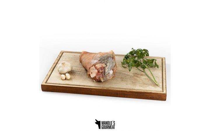 Codillo cerdo curado